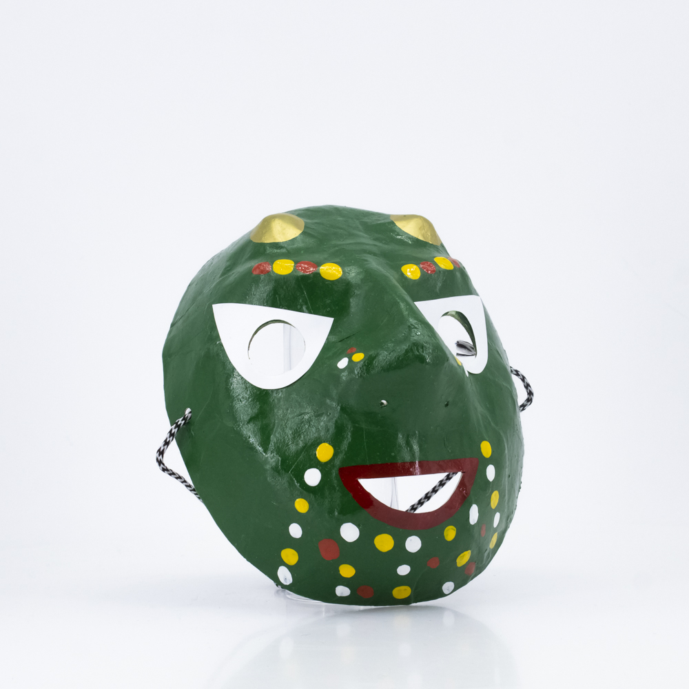 Handmade Traditional Paper Mask XL